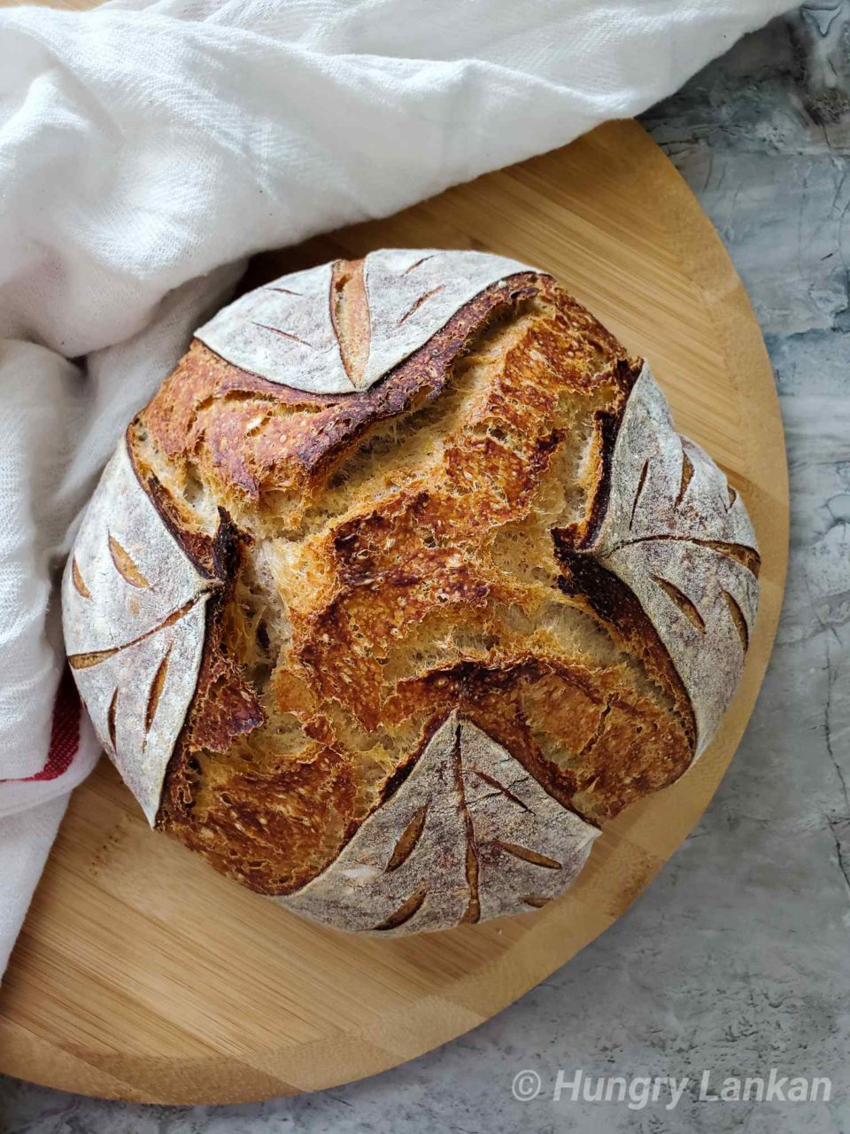 basic sourdough recipe